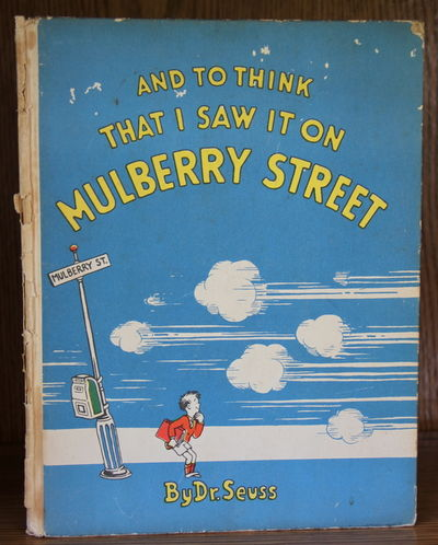 Mulberry Street Seuss. on Mulberry Street (First