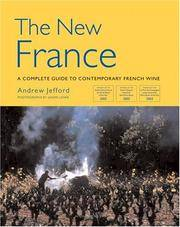 The New France, by Andrew Jefford
