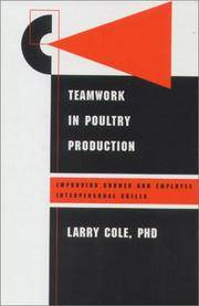 Teamwork in Poultry Production