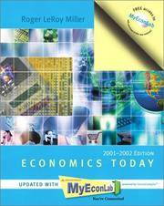 Economics Today 2001-2002 Edition