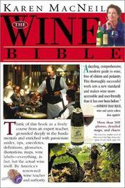 The Wine Bible, by Karen MacNeil