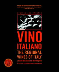 Vino Italiano, by Bastianich and Lynch
